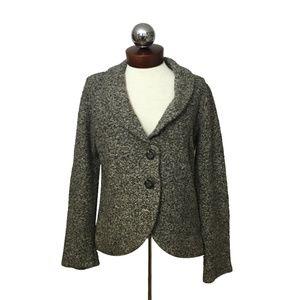 CAbi Textured Button Down Cardigan Sweater #340